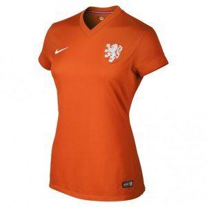 Nike Women's Netherlands Stadium Jersey 2014